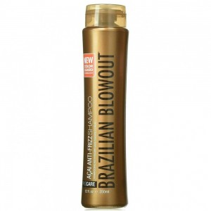 Brazilian Blowout Anti Frizz Shampoo